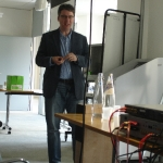 Michael Spitzer introduces Michiel Schuijer