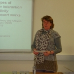 Helen Thomas (Session 4 chair)