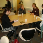 Beginning of Roundtables (2)