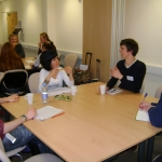 Beginning of Roundtables (3)