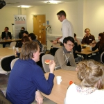Beginning of Roundtables (4)